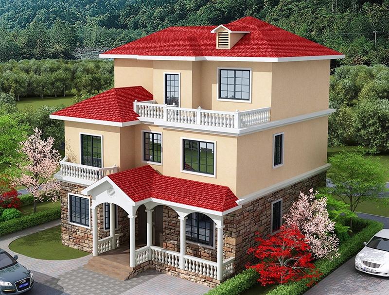 瀘州輕鋼結構別墅價格