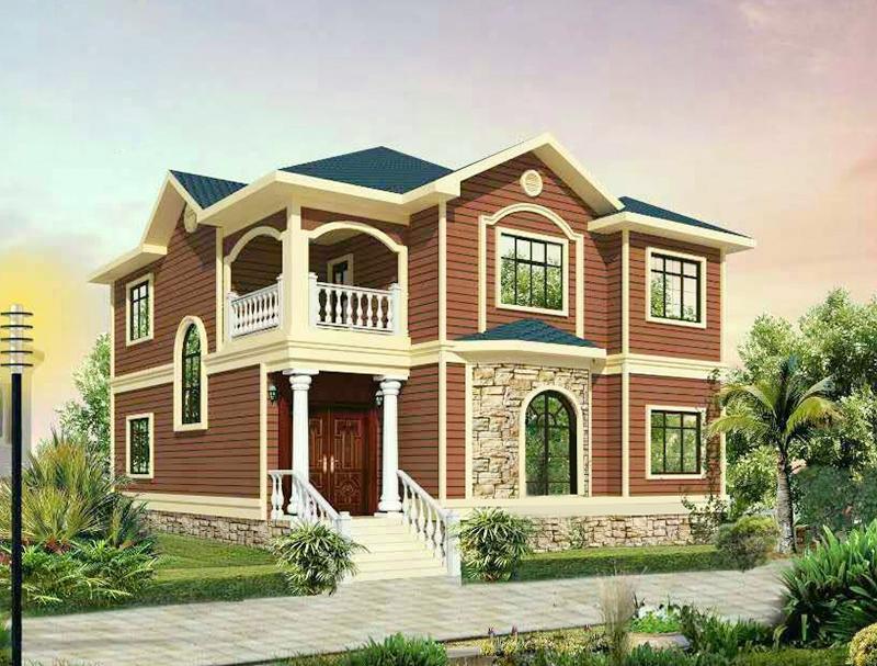 瀘州輕鋼結構別墅公司