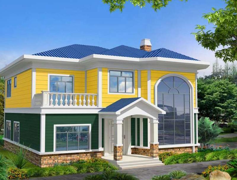 瀘州輕鋼別墅建筑公司